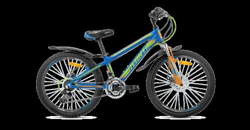 """Підлітковий велосипед Avanti Sprinter 24"""" Disk"""