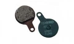 Гальмівні колодки Tektro Iox.11 зелені