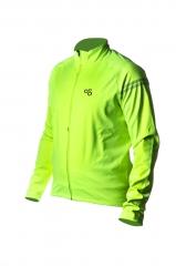 Велокуртка ONRIDE CASE колір неоново-зелений