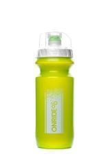 Фляга ONRIDE Sonora 600 ml прозора зелена з ковпачком