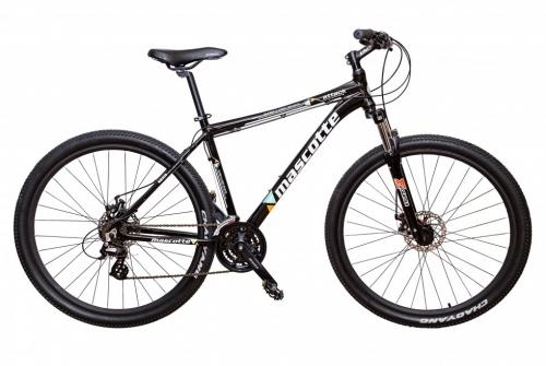 "Велосипед 29r Mascotte Attack black 19"" 2016"