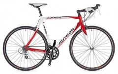 Велосипед AUTHOR (2014) A 55 28 , біло/червоний, рама 58 см