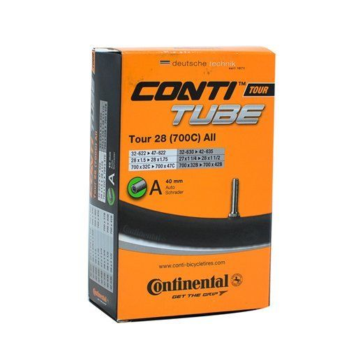 Велокамера Continental TRK STD 32-47-622 А 40mm